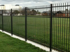Chief - Steel Security Fence