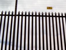 Palisade - Steel Security Fencing